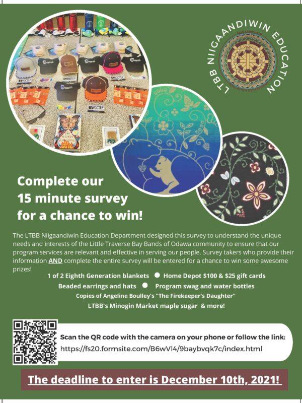 EDU Survey Flyer_